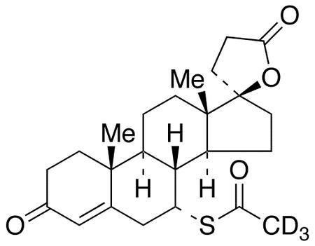 Spironolactone-d<sub>3</sub>
