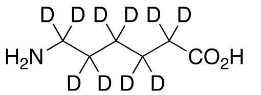 6-Aminohexanoic Acid-d<sub>10</sub>