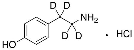 Tyramine-d<sub>4</sub> hydrochloride