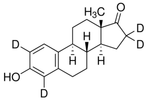 Estrone-2,4,16,16-d<sub>4</sub>