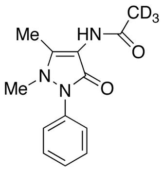 4-Acetamido Antipyrine-d<sub>3</sub>