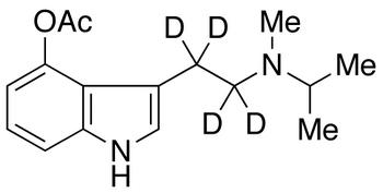 4-Acetoxy-N-isopropyl-N-methyltryptamine-d<sub>4</sub>