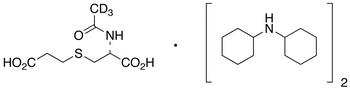 N-(Acetyl-d<sub>3</sub>)-S-(2-carboxyethyl)-L-cysteine Bis(dicyclohexylamine) Salt