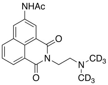 N-Acetyl Amonafide-d<sub>6</sub>