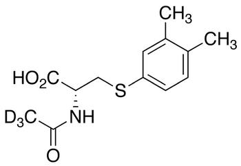 N-Acetyl-S-(3,4-dimethylbenzene)-L-cysteine-d<sub>3</sub>