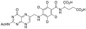 N-Acetyl Folic Acid-d<sub>4</sub>