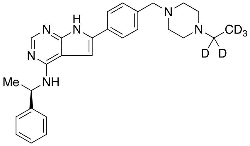 AEE 788-d<sub>5</sub>