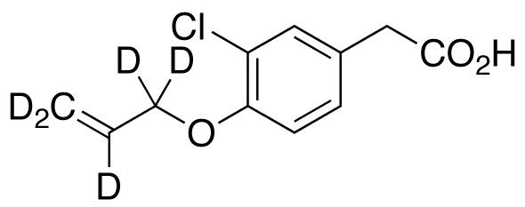 Alclofenac-d<sub>5</sub>