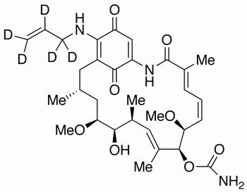 17-(Allylamino-d<sub>5</sub>) Geldanamycin