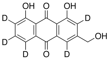 Aloe-emodin-d<sub>5</sub>