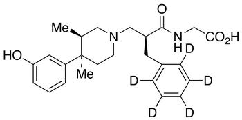 rac Alvimopan-d<sub>5</sub>