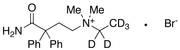 Ambutonium Bromide-d<sub>5</sub>