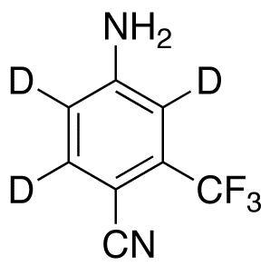 5-Amino-2-cyanobenzotrifluoride-d<sub>3</sub>