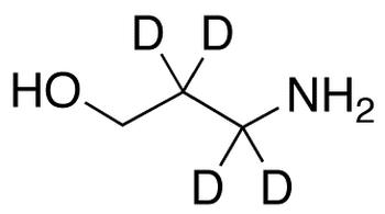 3-Amino-1-propanol-d<sub>4</sub>