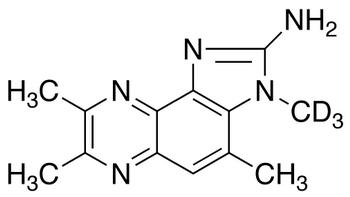 2-Amino-3,4,7,8-tetramethyl-3H-imidazo[4,5-F]quinoxaline-d<sub>3</sub>