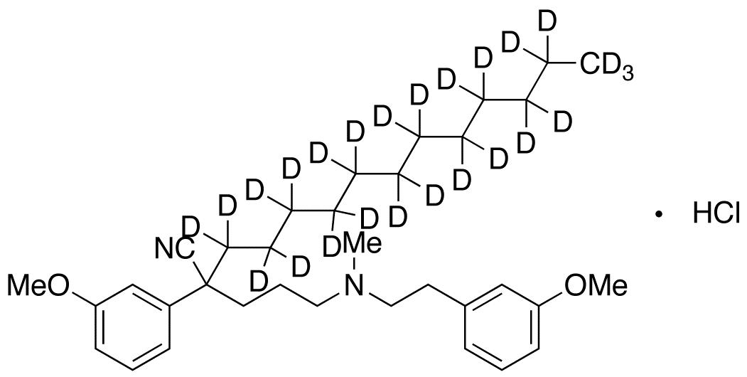 Anipamil-d<sub>25</sub> HCl