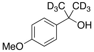 2-p-Anisyl-2-propanol-d<sub>6</sub>