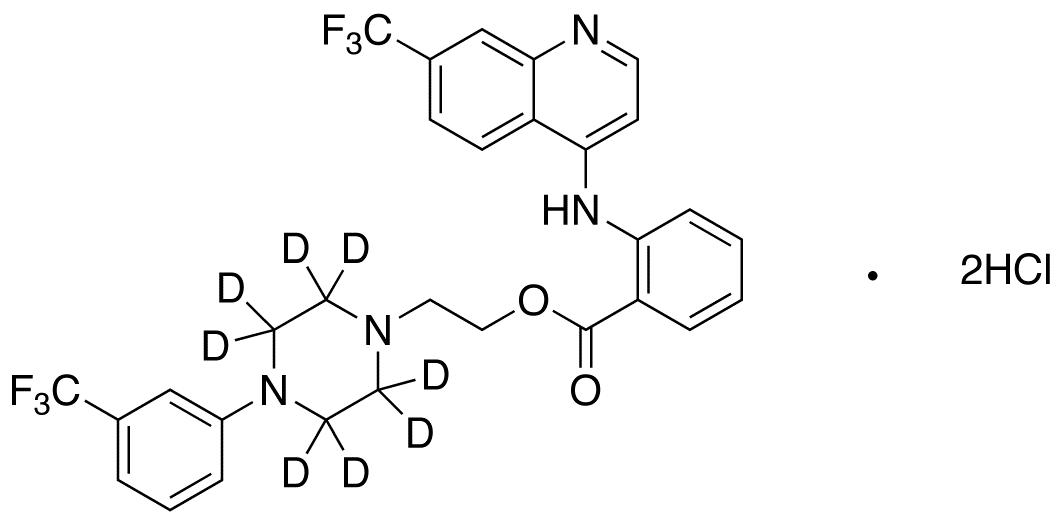 Antrafenine-d<sub>8</sub> DiHCl