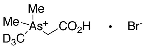 Arsenobetaine-d<sub>3</sub> Bromide