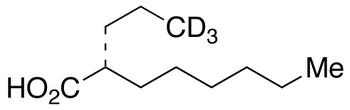 R-(-)-Arundic Acid-d<sub>3</sub>