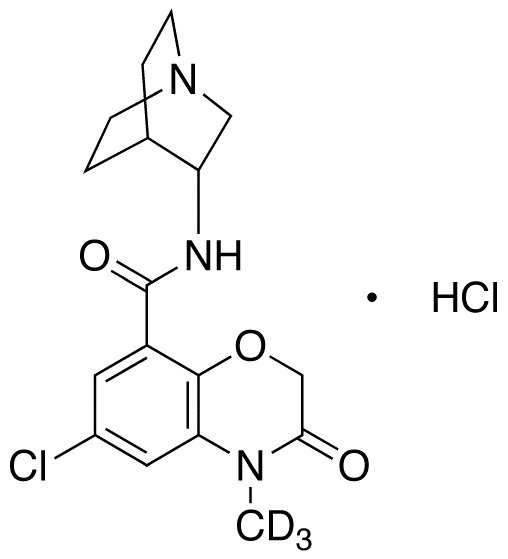 Azasetron-d<sub>3</sub> HCl