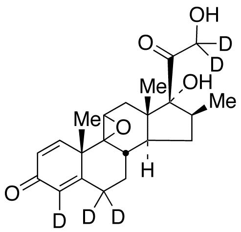 Betamethasone-d<sub>5</sub> 9,11-Epoxide