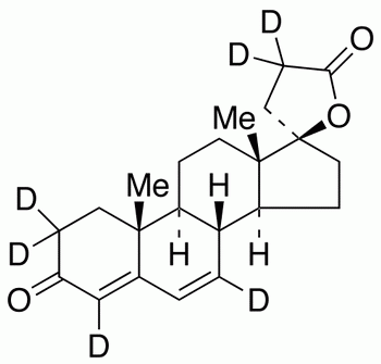 Canrenone-d<sub>6</sub>