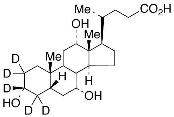 Cholic Acid-d<sub>5</sub>