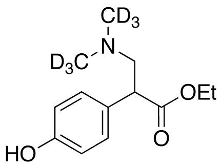 Decyclohexanol-ethoxycarbonyl-O-desmethyl Venlafaxine-d<sub>6</sub>