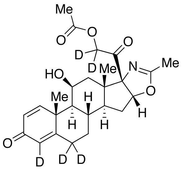 Deflazacort-d<sub>3</sub> (Major)