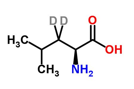 L-Leucine-3,3-d<sub>2</sub>