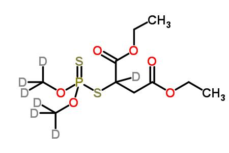 Malathion-d<sub>7</sub> (dimethyl-d<sub>6</sub>; 3-d<sub>1</sub>)