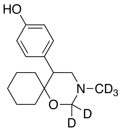 O-Desmethyl Venlafaxine Cyclic Impurity-d<sub>5</sub>