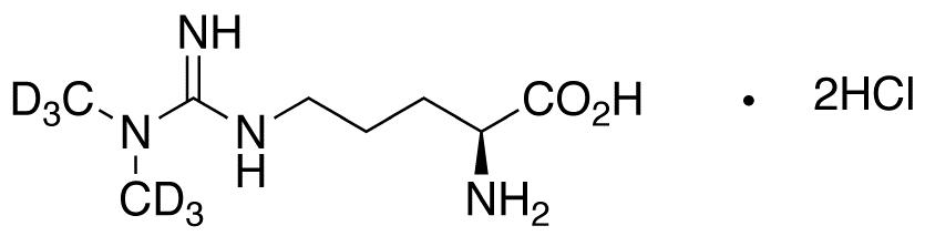NG,NG-Dimethylarginine-d<sub>6</sub> dihydrochloride
