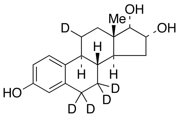 17-Epiestriol-d<sub>5</sub>