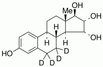 Estetrol-d<sub>4</sub>