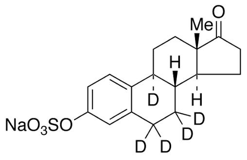 Estrone 3-Sulfate-d<sub>5</sub> Sodium Salt