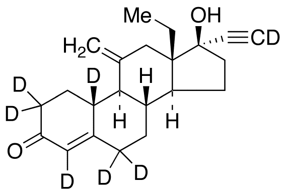 Etonogestrel-d<sub>7</sub> (Major)