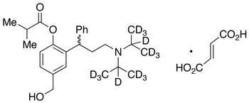 Fesoterodine-d<sub>14</sub> Fumarate
