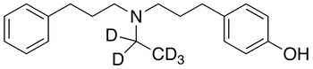 4-Hydroxy Alverine-d<sub>5</sub>