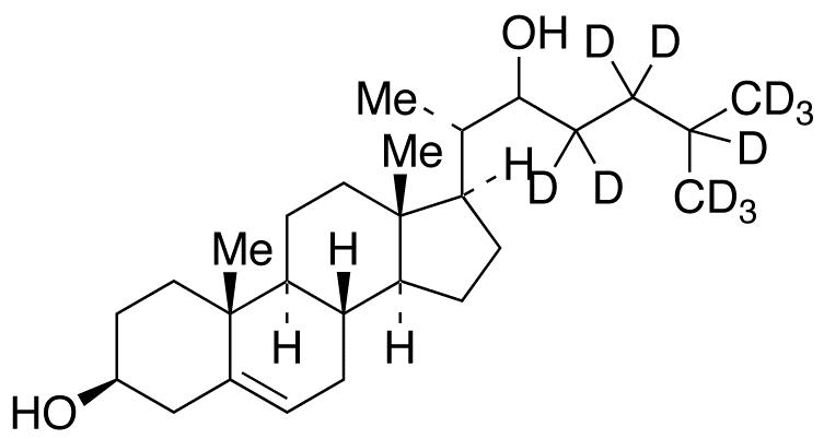 22-Hydroxycholesterol-d<sub>11</sub>(Mixture of Diastereomers)