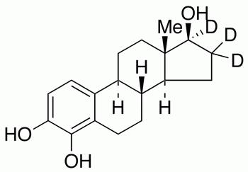 4-Hydroxy-17&#946;-estradiol-16,16,17-d<sub>3</sub>