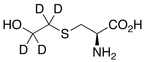 S-(2-Hydroxyethyl-d<sub>4</sub>)-L-cysteine