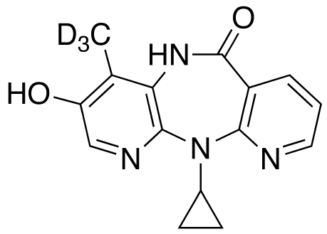 3-Hydroxy Nevirapine-d<sub>3</sub>