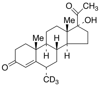 Medroxy Progesterone-d<sub>3</sub>