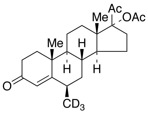 epi-Medroxy Progesterone-d<sub>3</sub> 17-Acetate