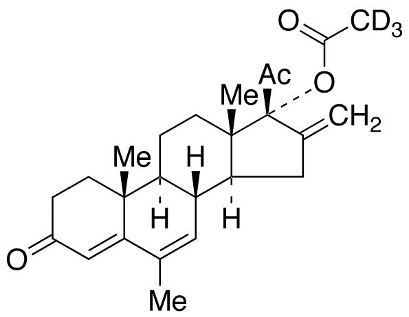 Melengestrol Acetate-d<sub>3</sub>
