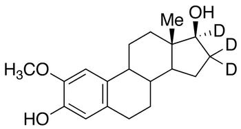 2-Methoxy 17β-Estradiol-16,16,17-d<sub>3</sub>