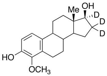 4-Methoxy 17β-Estradiol-16,16,17-d<sub>3</sub>