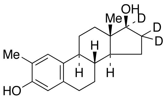 2-Methyl Estradiol-d<sub>3</sub>